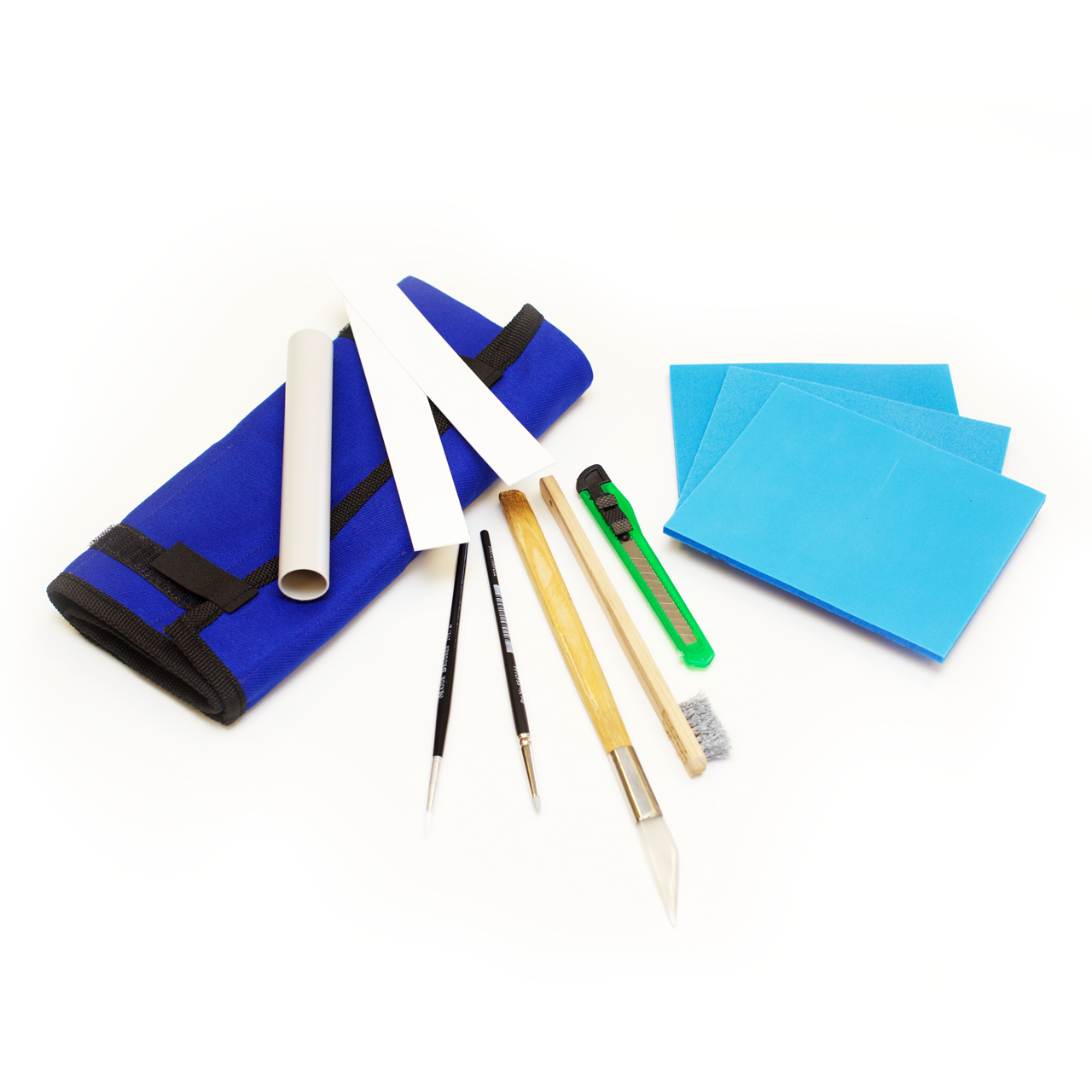 Starter Tool Kit Roll - with tools
