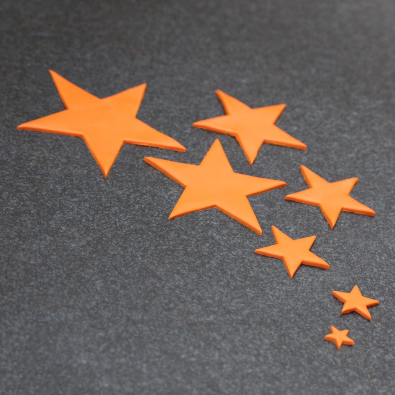 Cutters - Stars - Set of 7