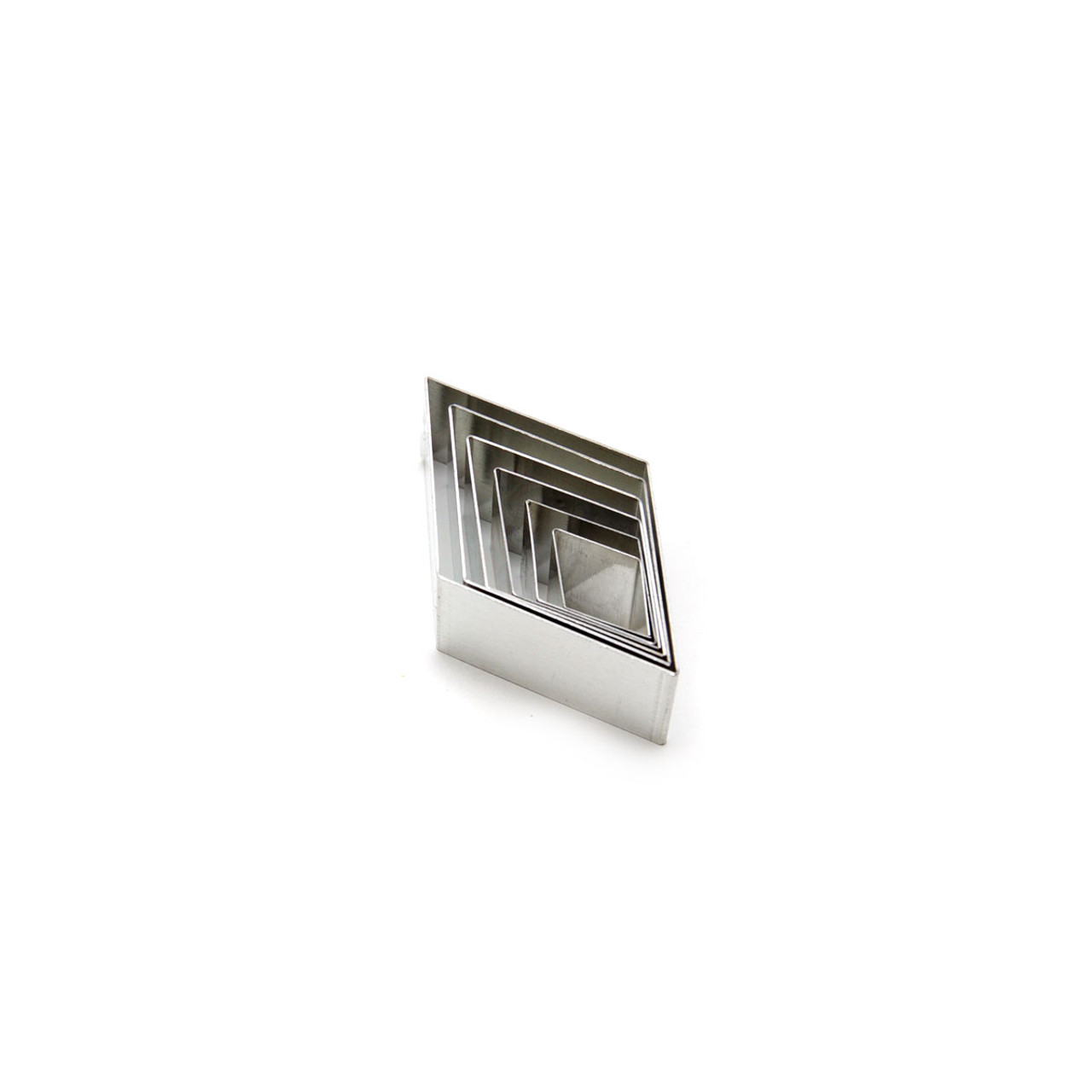 Cutters - Diamond - Set of 6