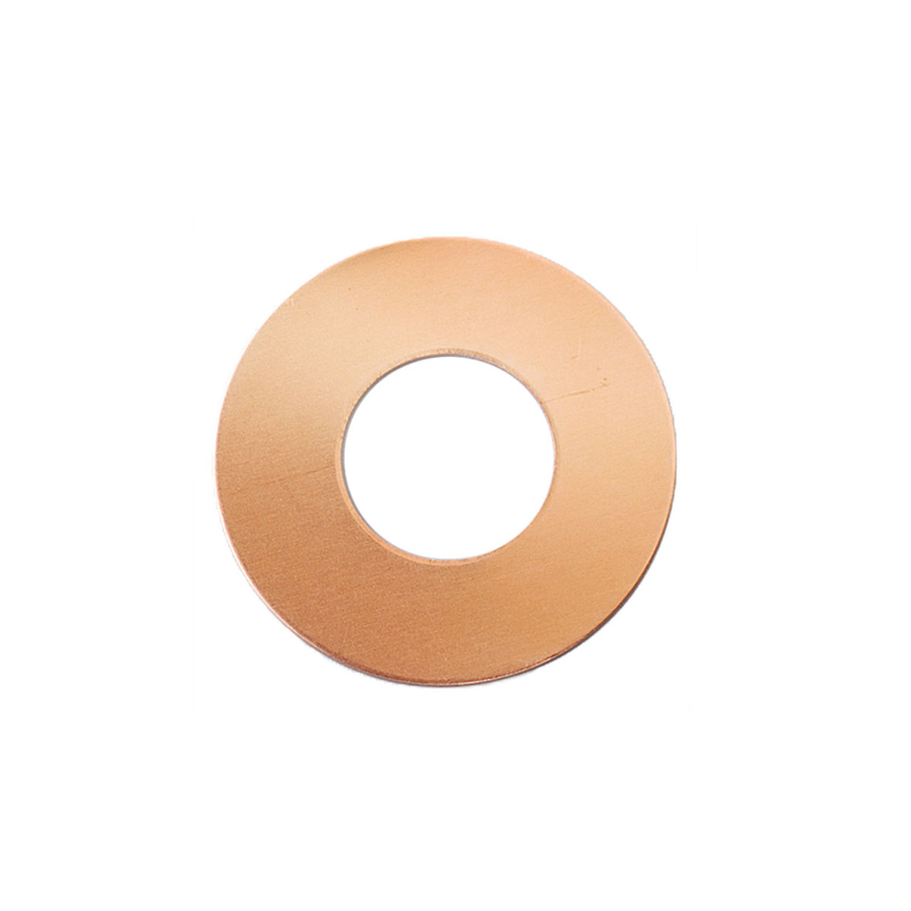 Copper Blank - Donut - 35mm