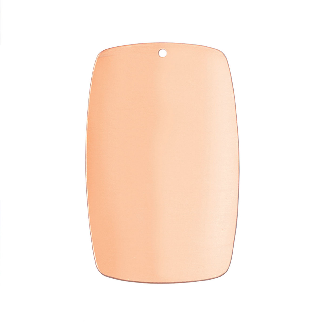 Copper Blank - Rectangle - 51 x 32mm