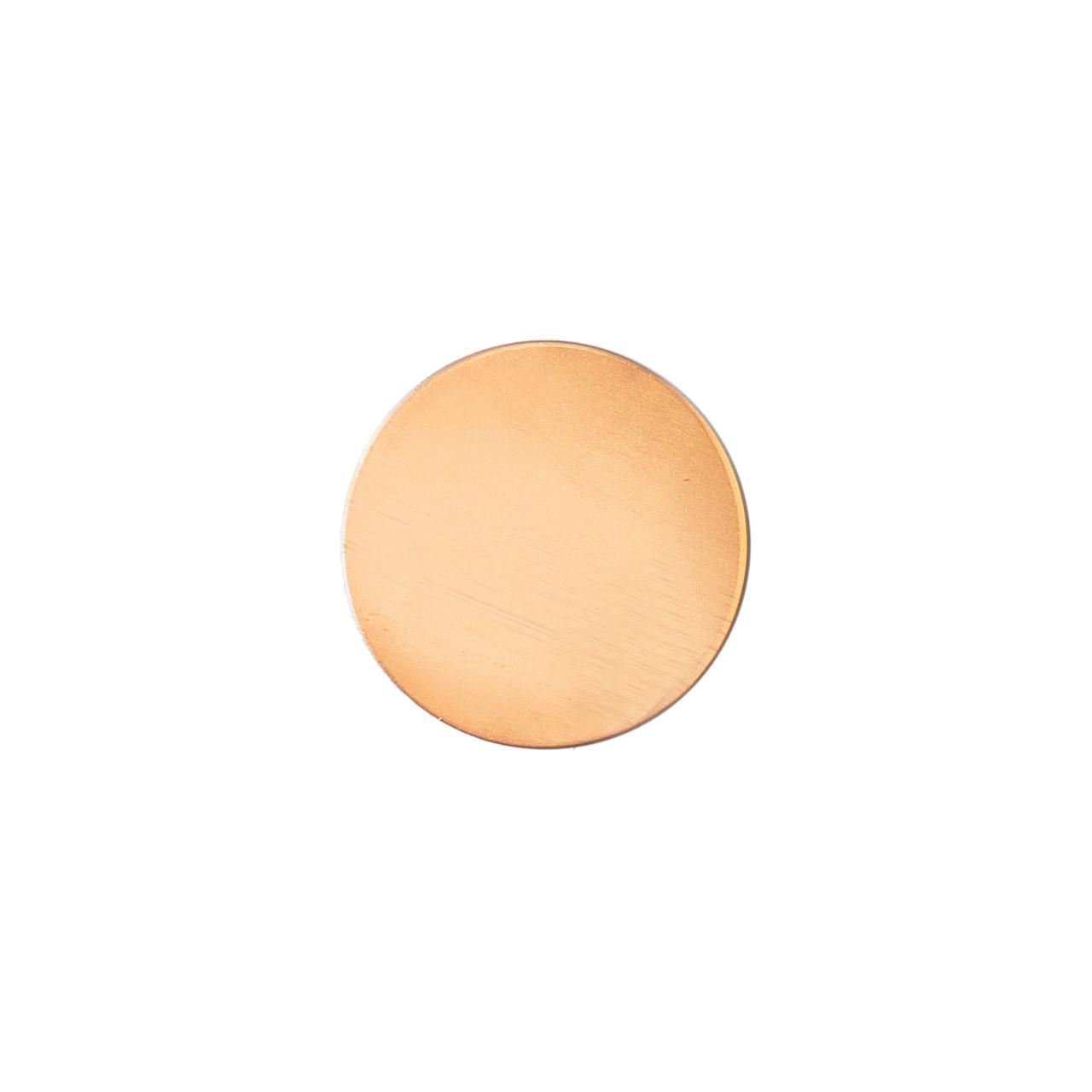 Copper Blank - Round - 28mm