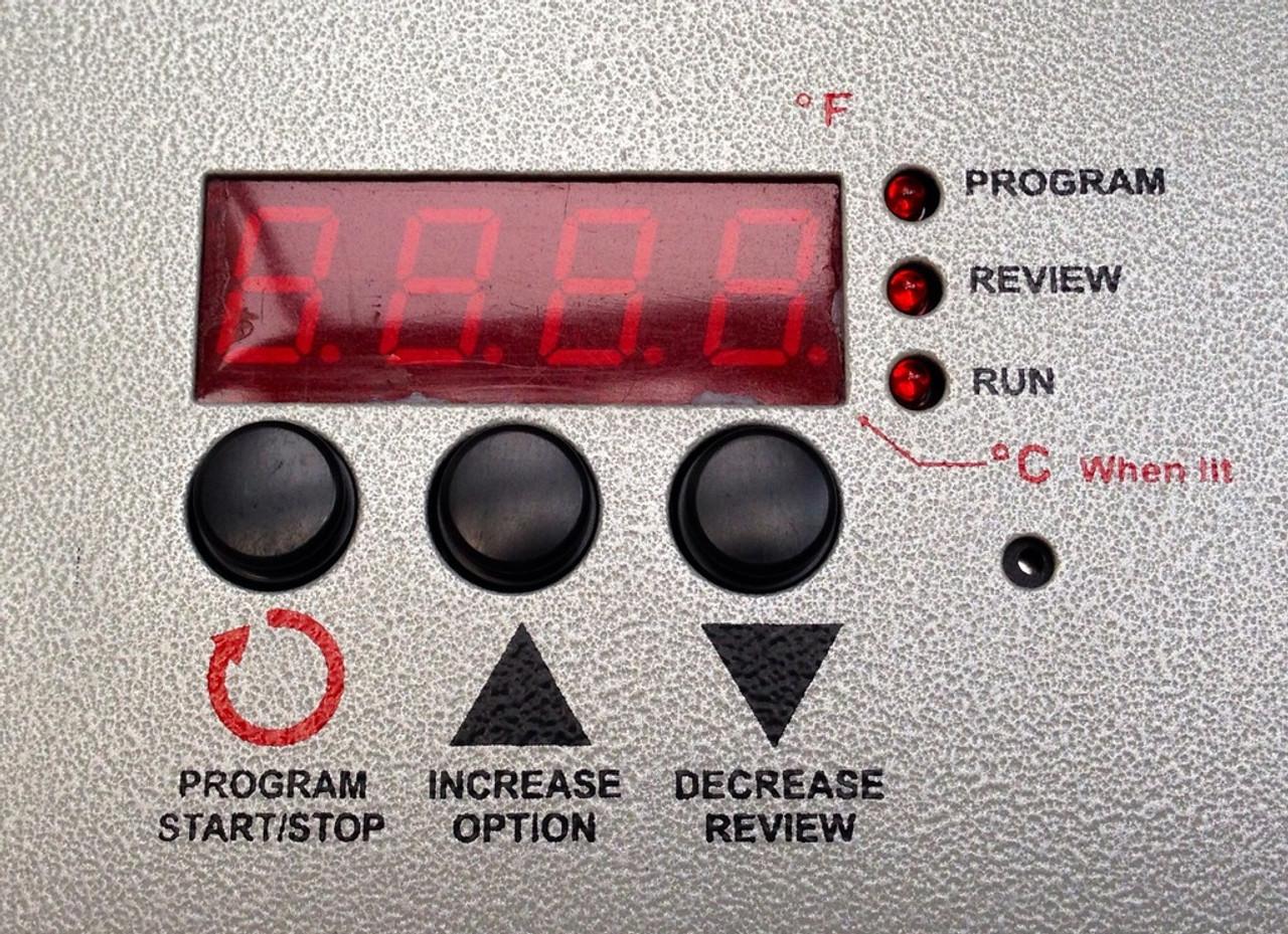 Orton Auto Fire Express Digital Programmable Controller