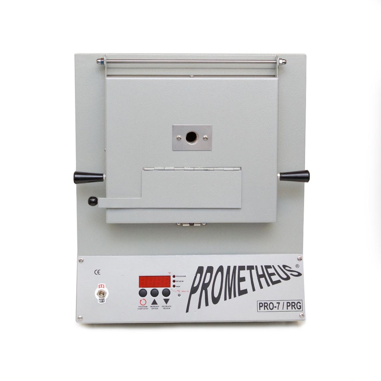 Prometheus 7 Pre-programmed Kiln PRO7 PRG with Bead Door