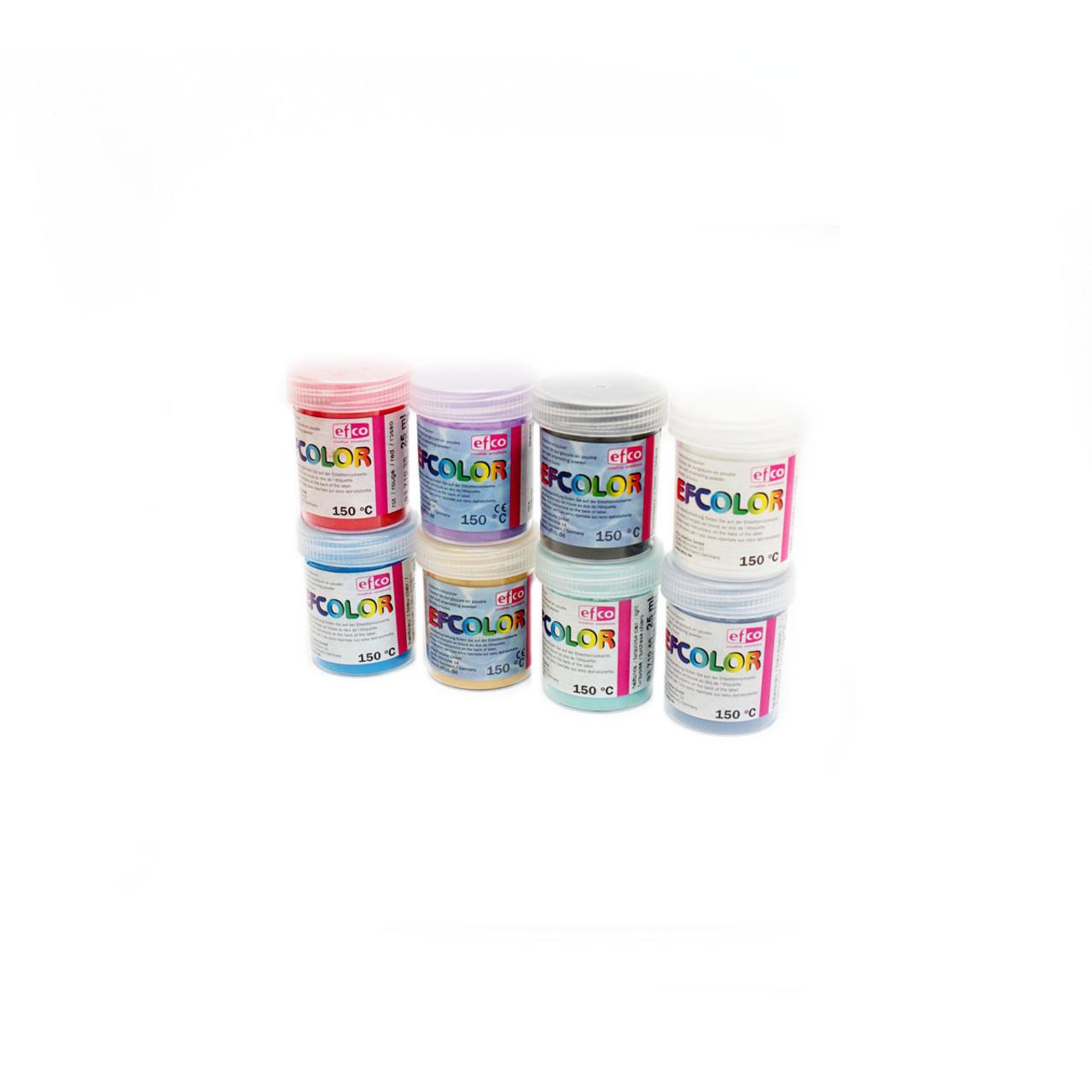 Efcolor Cold Enamel - 25ml LARGE