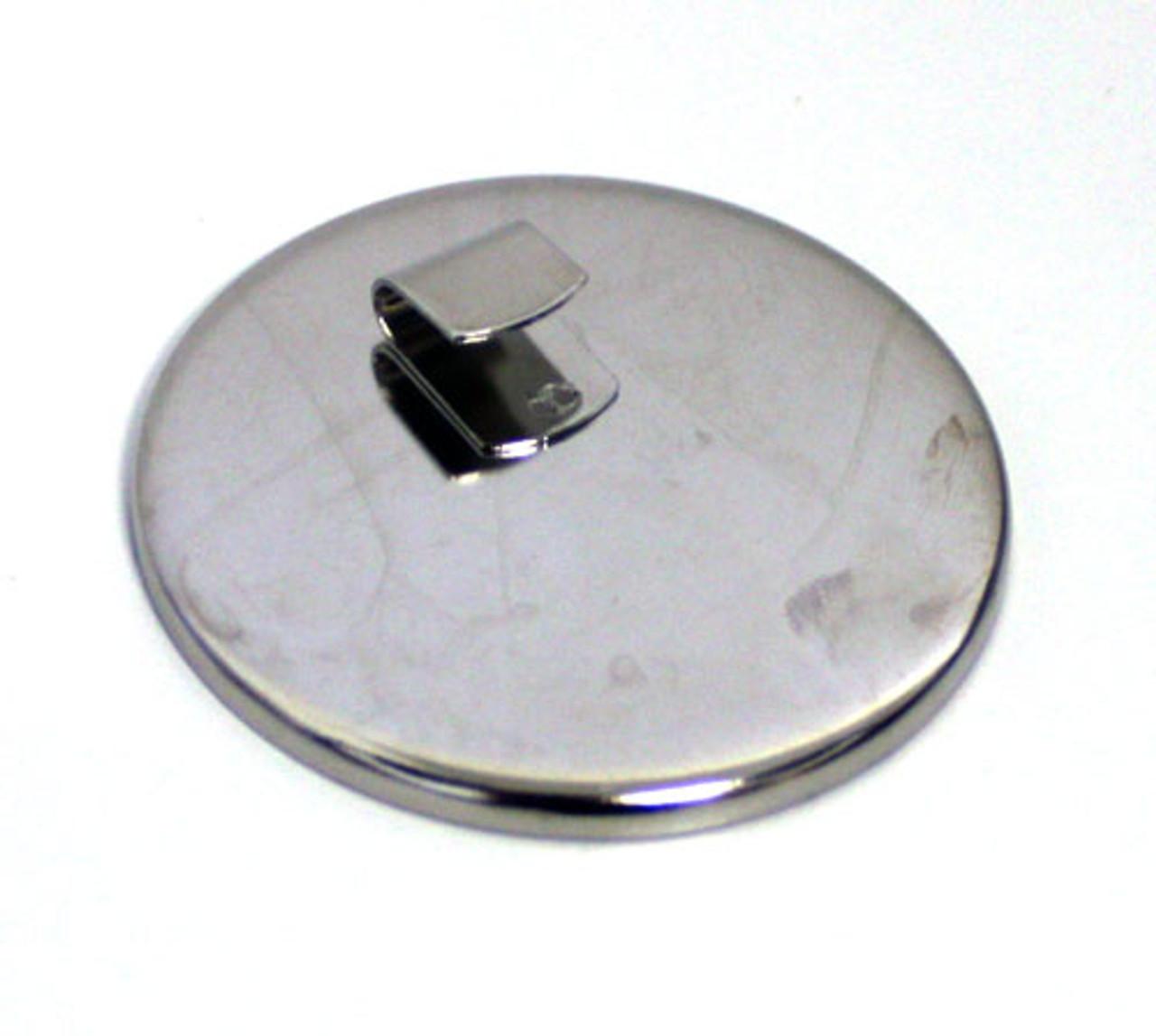 Efcolor Pendant Bezel Blank - Circle - 49mm