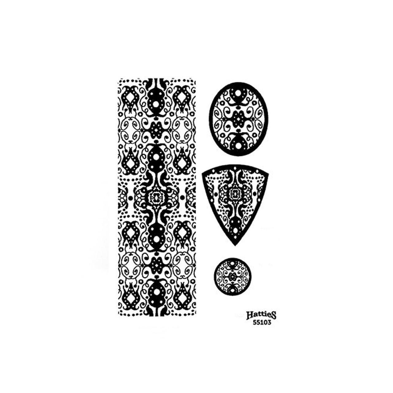 HattieS Texture Mat #55103