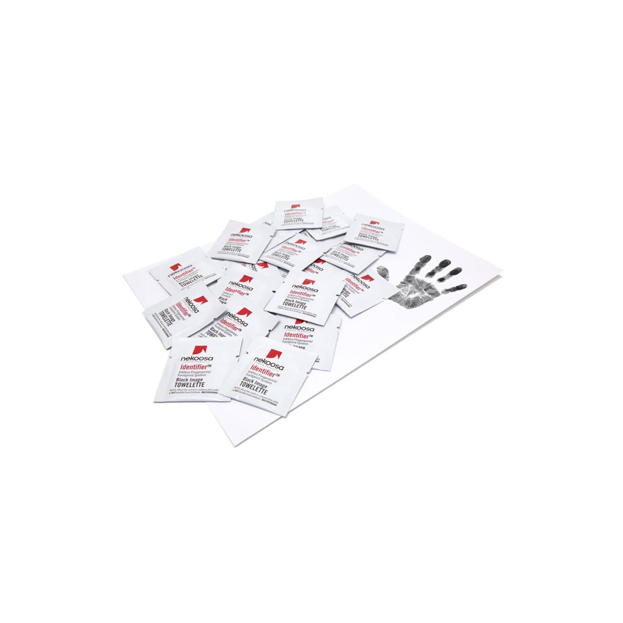 Inkless Print Set - 50 wipes + 50 papers