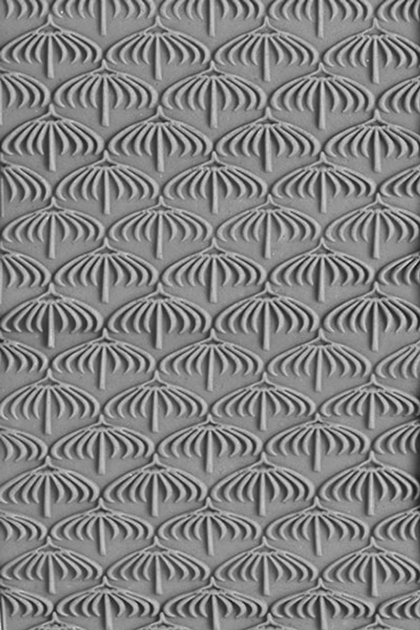 Acrylic Texture Large Roller (KPCR)  - Umbrellas - 7.5cm