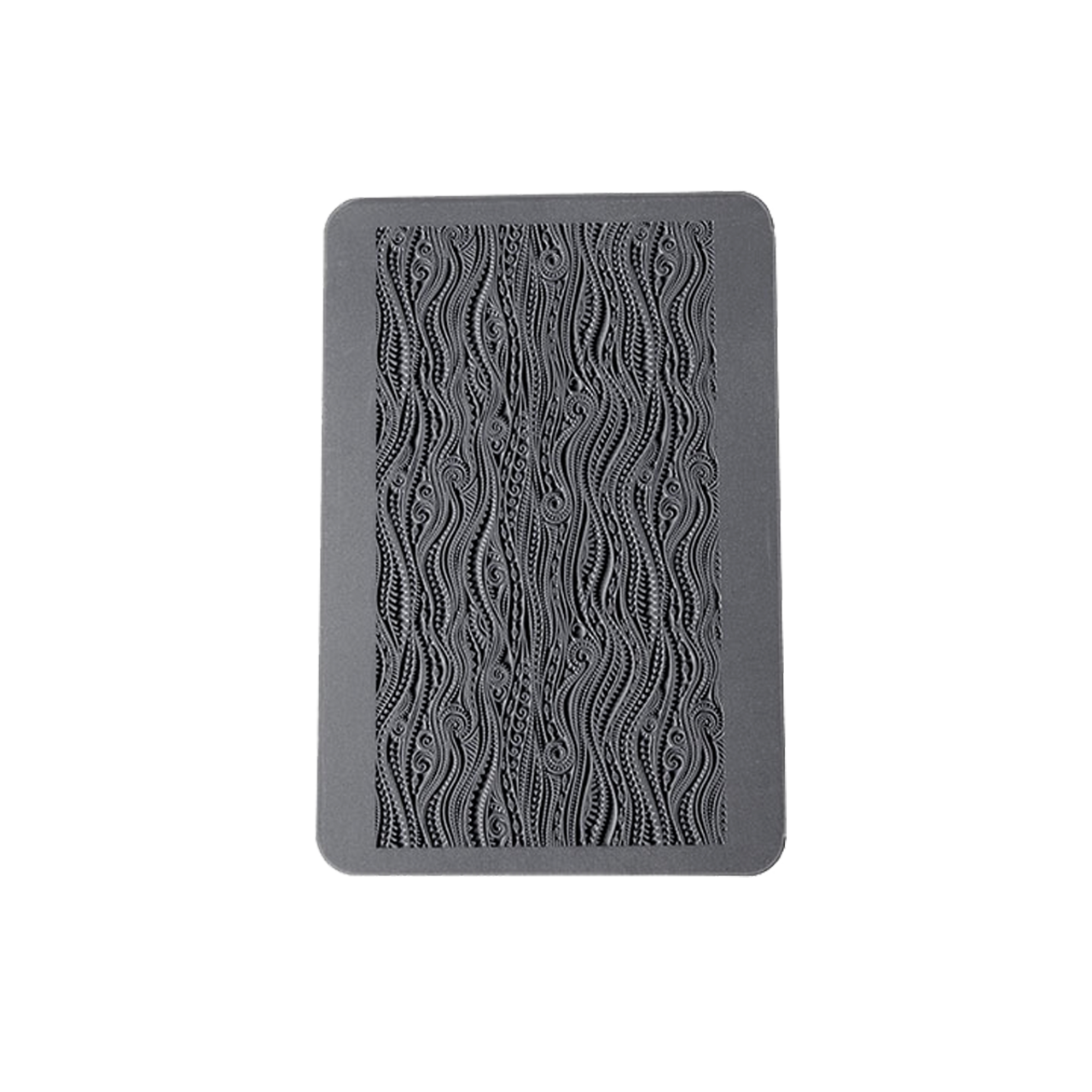 Rollable Texture Tile - Tribal Vines