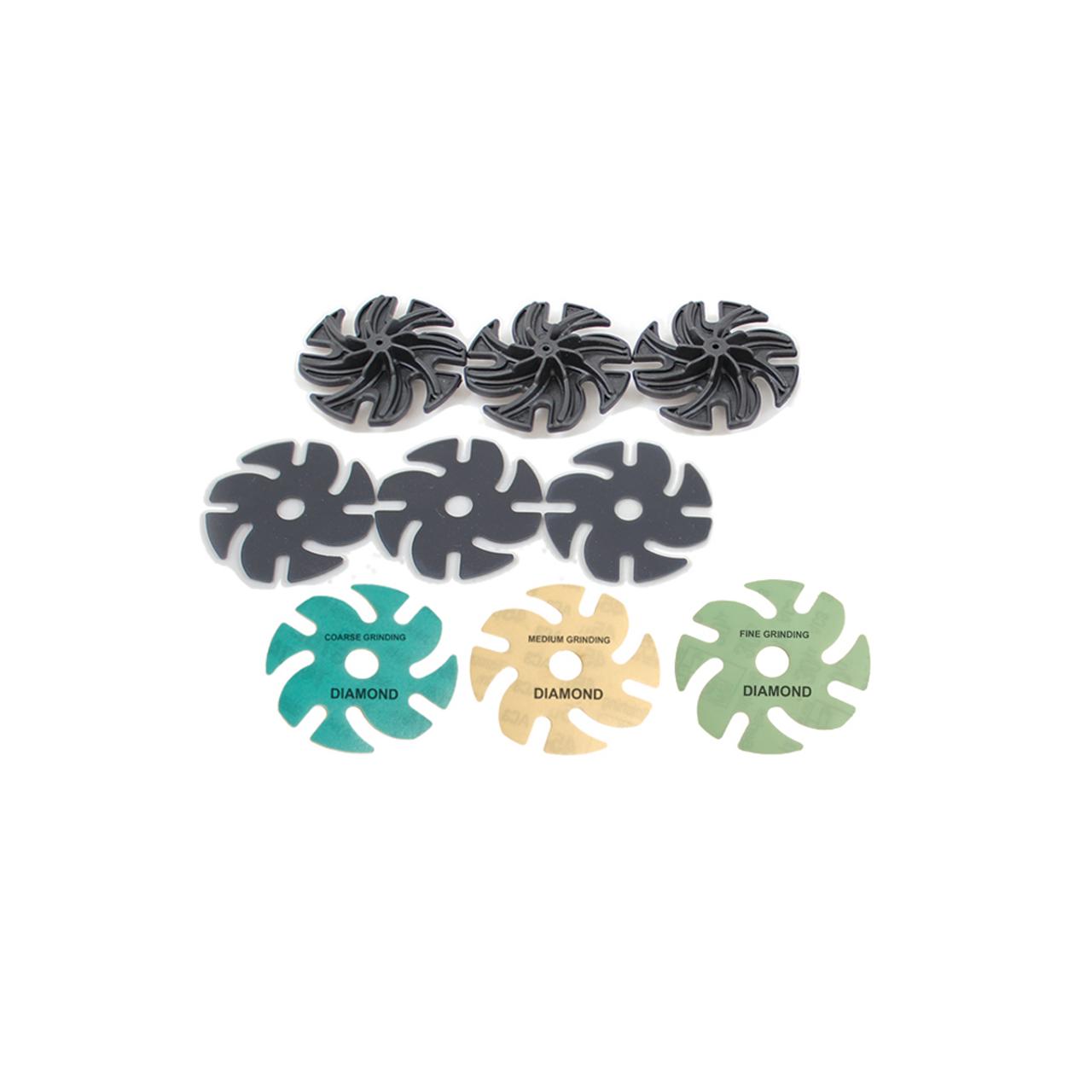 JoolTool Add-on: Carbide Sharpening Add-On Kit