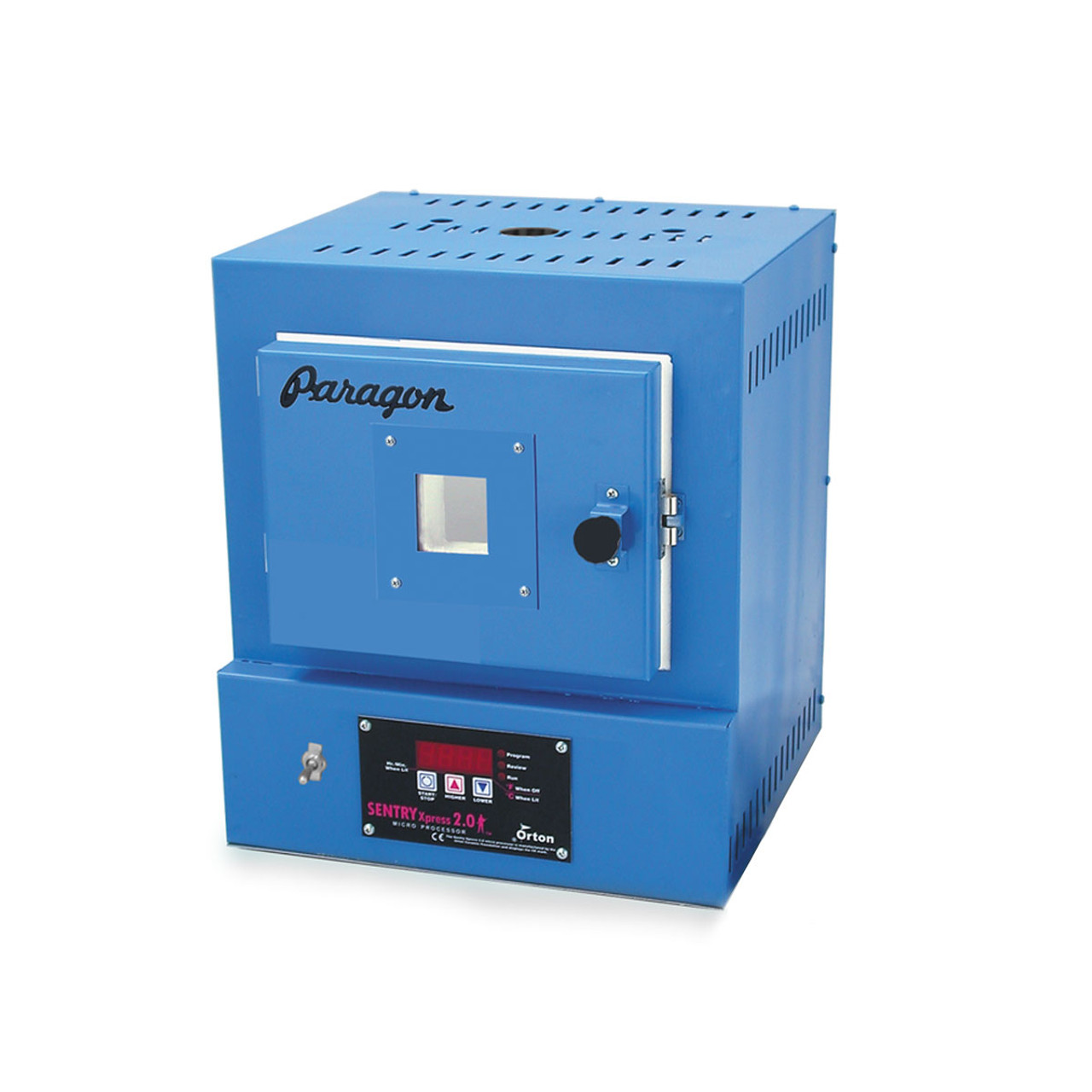 Paragon SC2 Programmable Kiln with Window - Blue