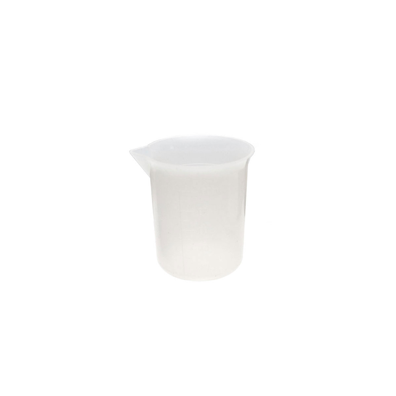 Resin Mixing/Measuring Cup - Silicone Washable & Reusable