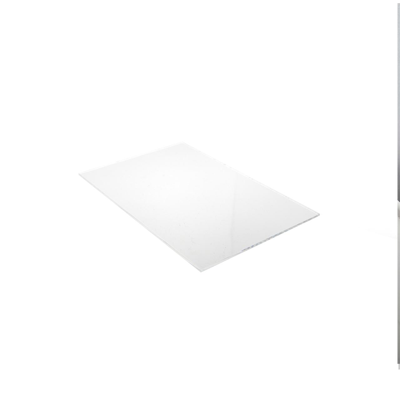 Acrylic Sheet - Coil Roller - 150 x 100 x 2mm