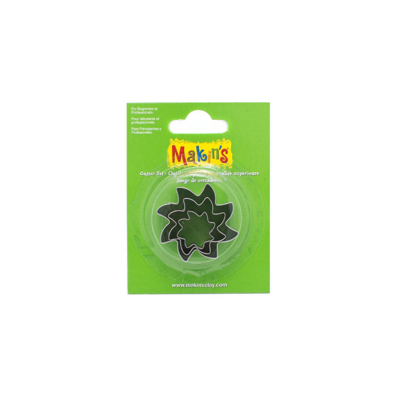 Makin's Clay Cutter Set - Sun