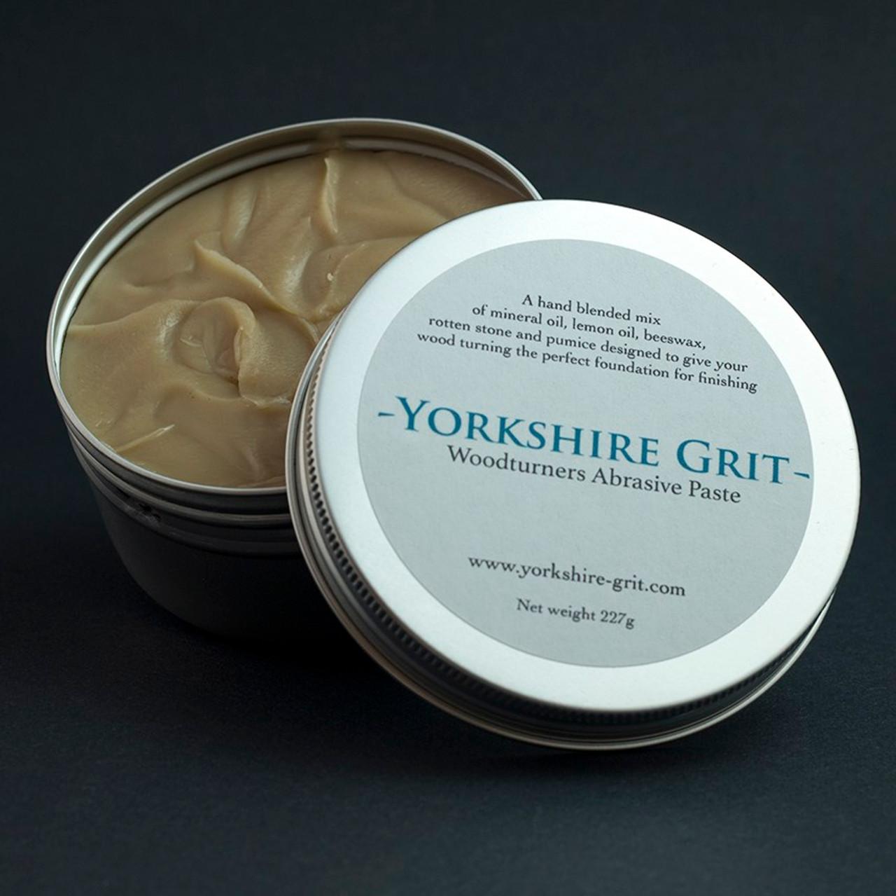 Yorkshire Grit Abrasive Paste - 227g