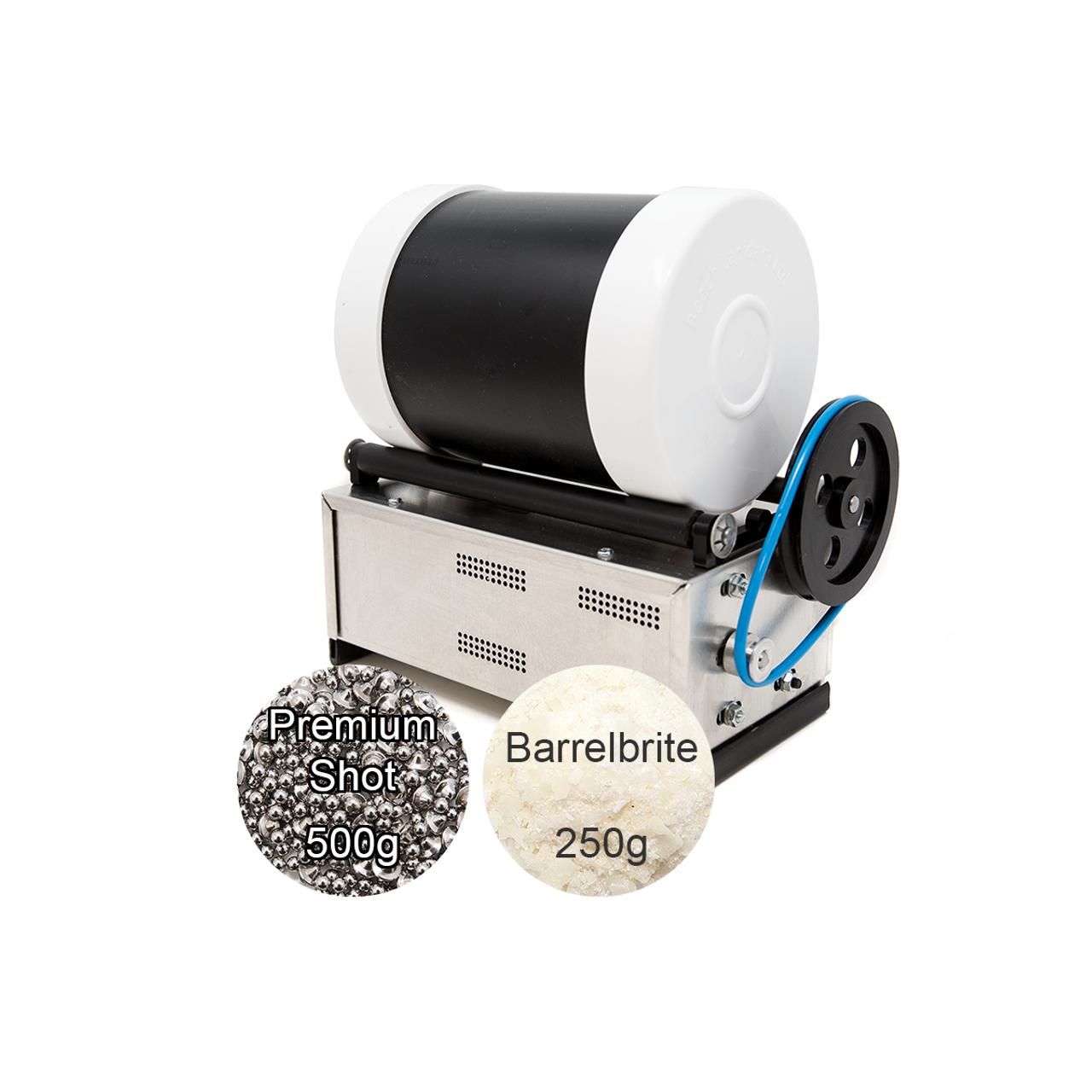 Beach Metal Barreling Machine - Complete Kit - 3lb