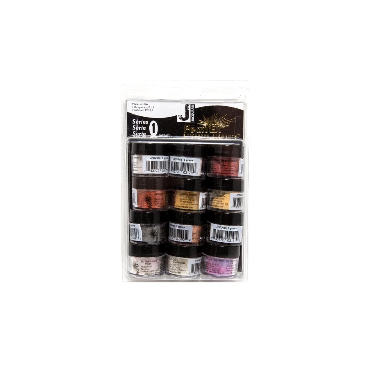 Pearl Ex Set - Series 1 - Set of 12 Colours