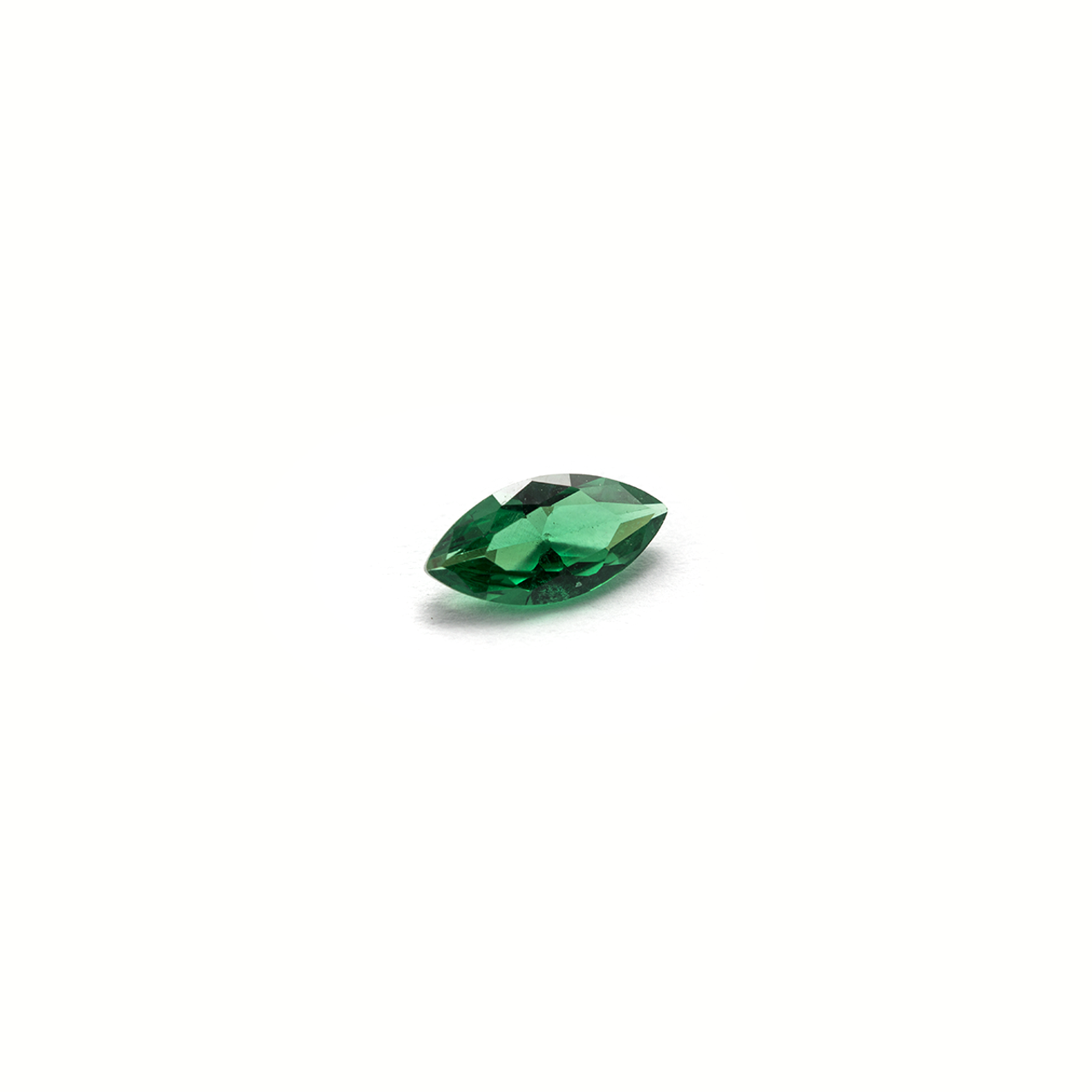 Green Marquise Stone
