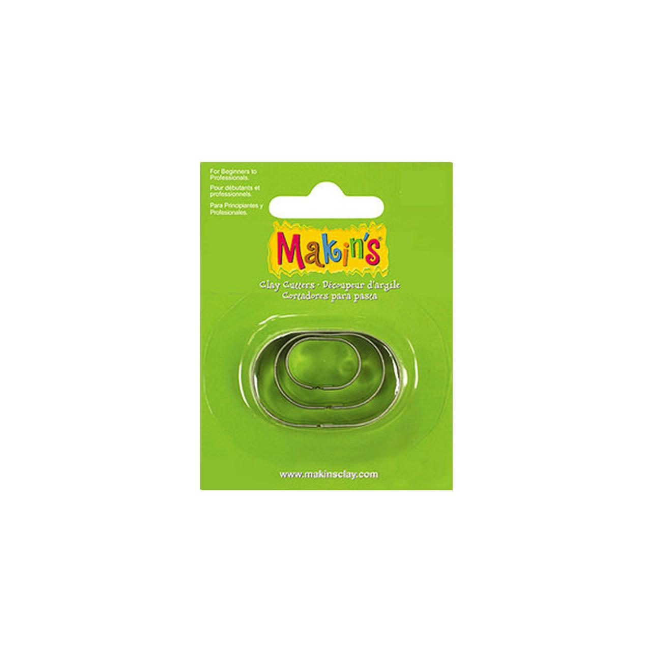 Makins Oval Cutters