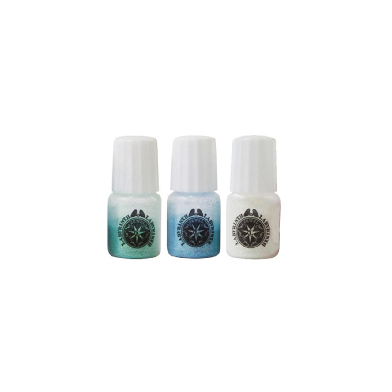 Padico Glitter Set - Blue
