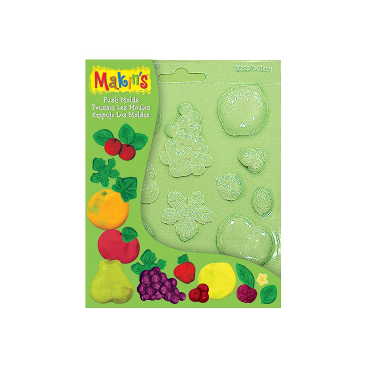 Makins Push Mold Fruit