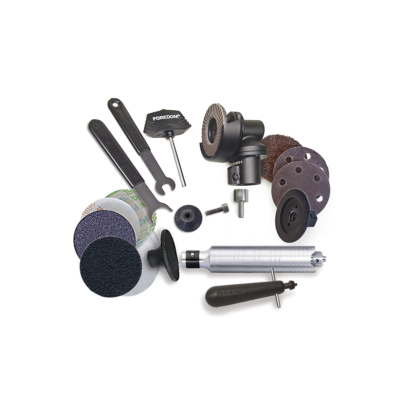 Foredom Angle Grinder with H30 Handpiece