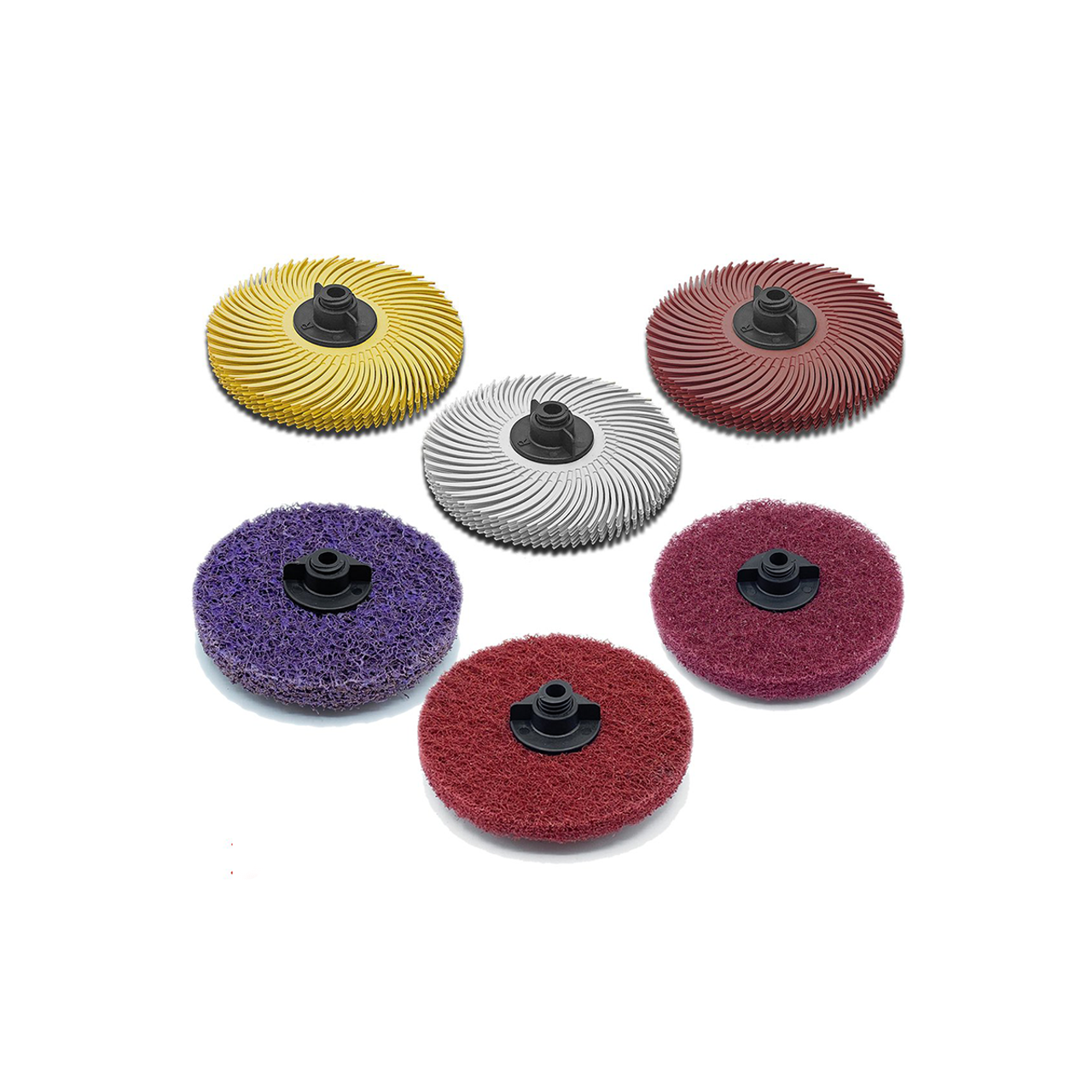 JoolTool Scrubby and Radial Brush Kit