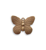 Butterfly Charm -  19 x 15mm