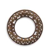 Scrolled Filigree Ring -  28mm