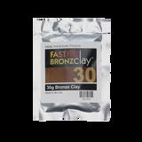 FASTfire BRONZclay 30gm