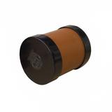 Plastic Barrel 3lb - Economy (non-vaned)