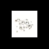 Lab Created Gempack - White Round Mixed Sizes (20 stones)