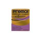 Premo Sculpey Accent, Antique Gold