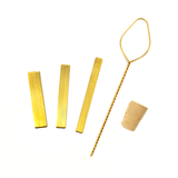 Clay Punches - Rectangle - 3 Sizes