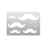 QuikArt Template - Moustaches 1