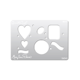 QuikArt Toggle Template - Assorted Shapes