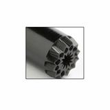 Acrylic Stamp (KS) - Geometric Flower - 10mm