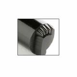 Acrylic Stamp (KS) - Right Foot Print - 10mm