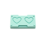 Bead Builder Mould Add-on — Frame Adapter - Heart