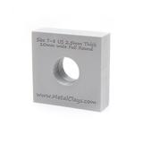 Ring Maker Mould 10mm Wide - UK Size N-P (7-8)