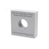 Ring Maker Mould 10mm Wide - UK Size P-R (8-9)