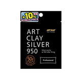Art Clay Silver 50gm + 5gm Bonus Pack! 10% extra clay for free!