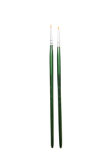 Fine Detail Synthetic Brush Set - #00/000