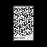 RS Laser Texture Paper - Skulls