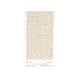 RMR Laser Texture Paper - Canvas - 50 x 89mm