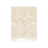 RMR Laser Texture Paper - William Morris Apple - 102 x 127mm