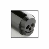 Acrylic Stamp (KS) - Skull - 10mm