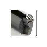 Acrylic Stamp (KS) - Left Foot Print - 10mm
