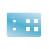 Bezel Template - Square 2